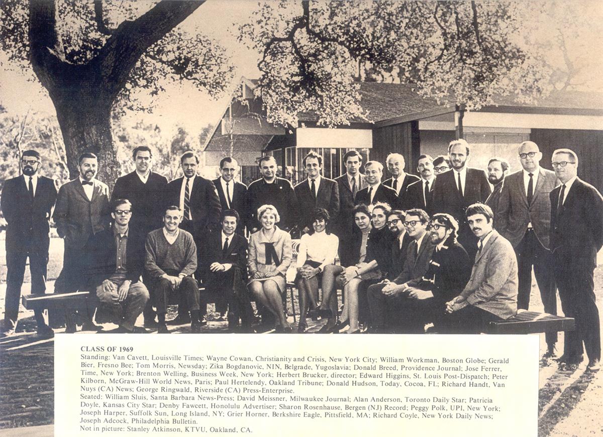 JSK Fellows, Class of 1969