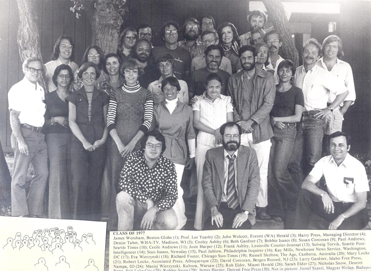 JSK Fellows, Class of 1977