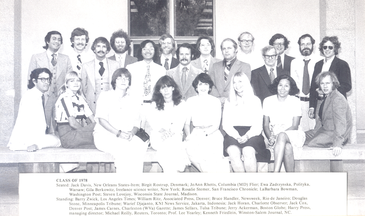 JSK Fellows, Class of 1978